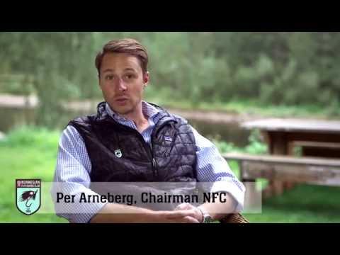 Reklamefilm For Gaula Og Norwegian Flyfishing Club.