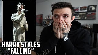 Harry Styles Emotional Performance of Falling - Reaction