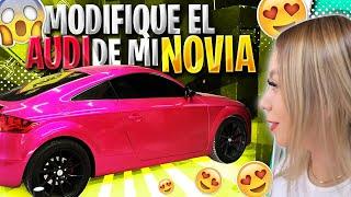LE HICE MODIFICACIONES AL AUDI TT DE MI NOVIA.. | ManuelRivera11