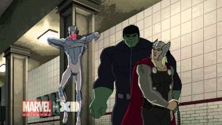 Marvel's Avengers Assemble Season 2, Ep. 18 - Clip 1