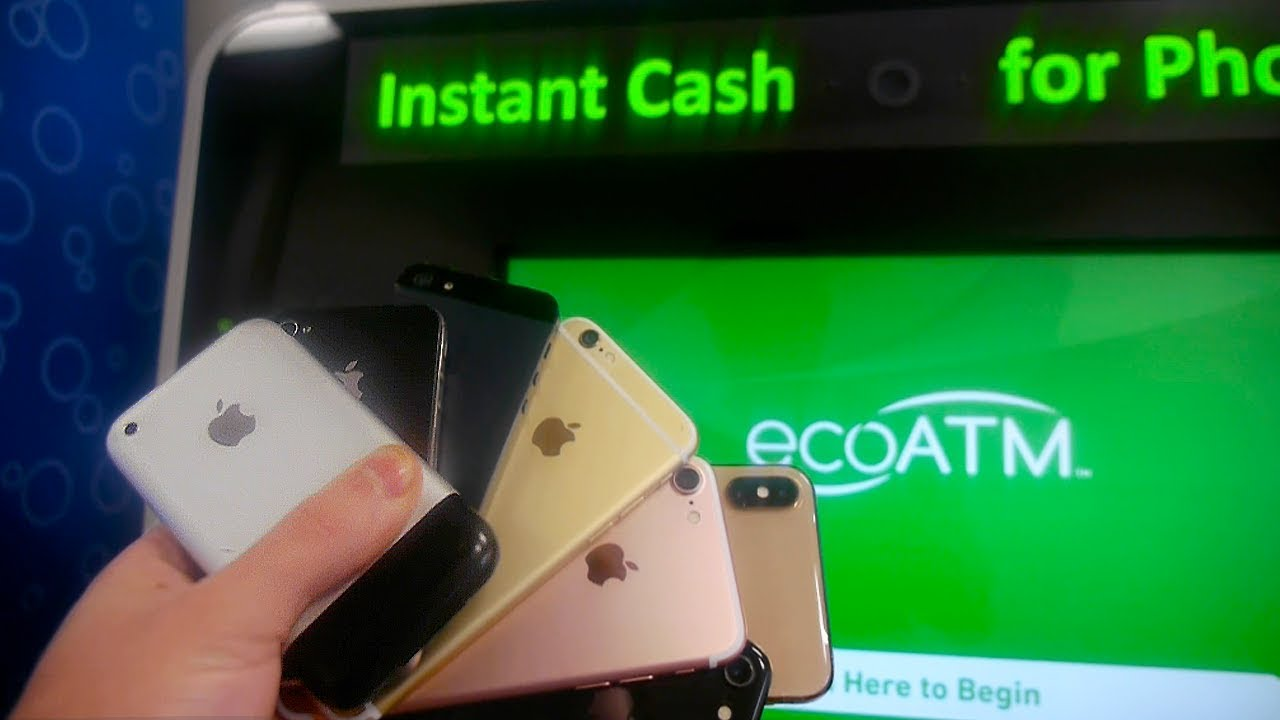 huge selection of 5b33d 29006 How Much Will Eco Atm Machine Give Me for Every iPhone 2G, 3G, 4, 5, 6, 7,  8, X, XS Max