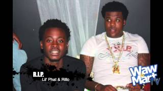 Lil Phat, WawMart, Gutta Tv On The Road ( Fuk Luv )