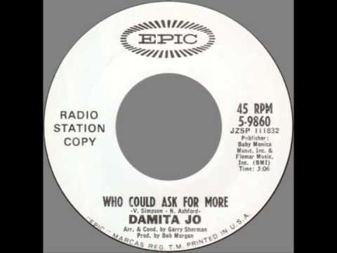 Damita Jo --