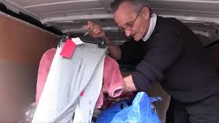 Une seconde vie  pour le textile à la Croix-Rouge d'Avallon (89).