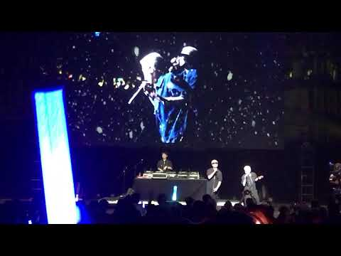 M-Flo (live) - Come Again, How You Like Me Now?, & Been So Long @ Microsoft Theater, LA, CA, 7/5/18