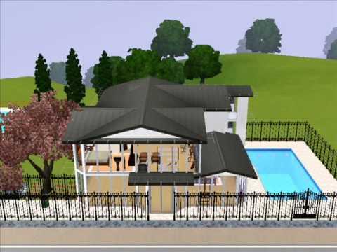 The sims 3 casa bonita youtube - Casas bonitas sims 3 ...