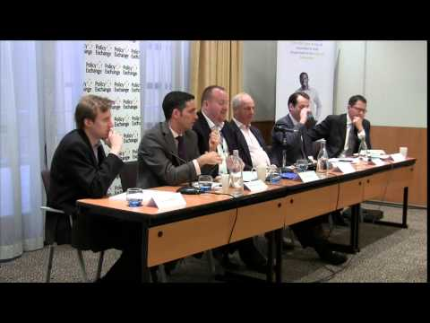 Conservative Conference 2014 | How can the UK get new energy infrastructure built?
