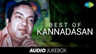 Best of Kannadasan | Tamil Movie Audio Jukebox - Vol 3 | Kannadasan HD Songs