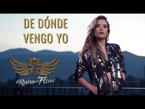 De Dónde Vengo Yo - Yeimy (Gelo Arango) La Reina Del Flow 🎶 Canción Oficial - Letra | Caracol TV