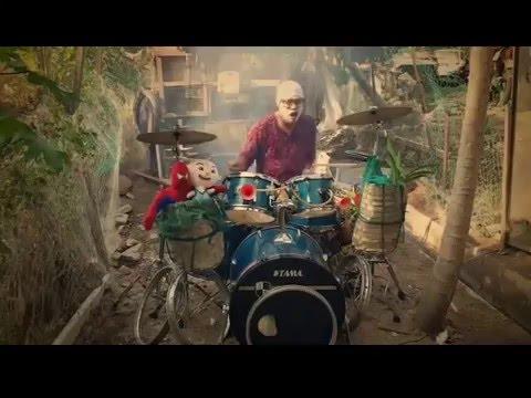 Bumiputra Rockers - Dajal - Drum Cover by Wann Zeen