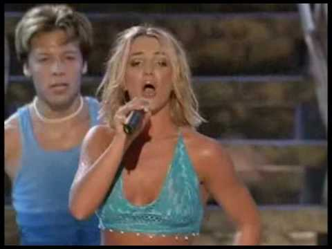 Britney Spears - Sometimes Live