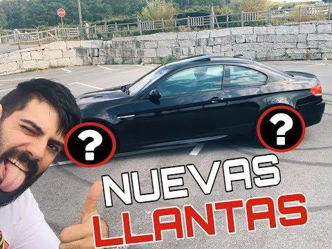 NUEVAS LLANTAS / RINES PARA EL M3 😏   TWIN TURBO & M POWER