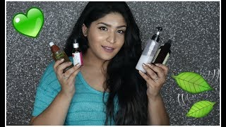 My Favourite Organic & Natural Skin Care Products | Forest Essentials, Kama Ayurveda & More!