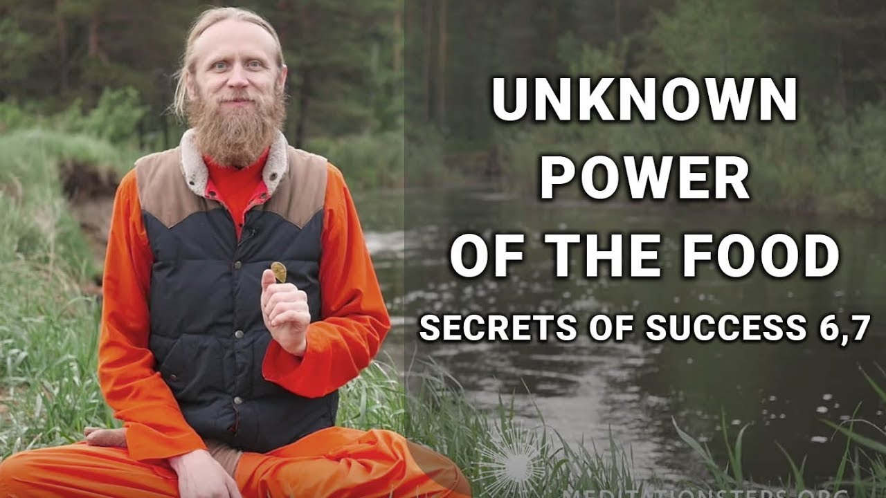 Unknown power of the food. Secrets of Success 6,7