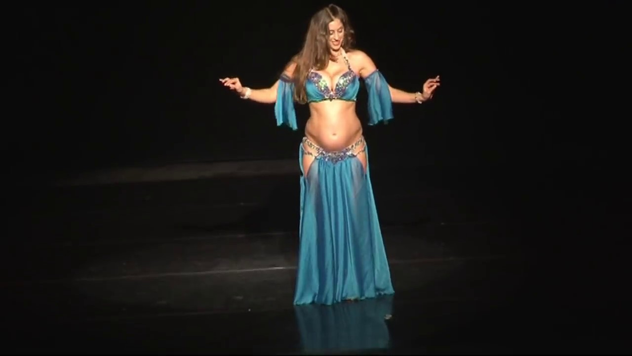 Fat belly dancer gets lost and fucked in miami 6