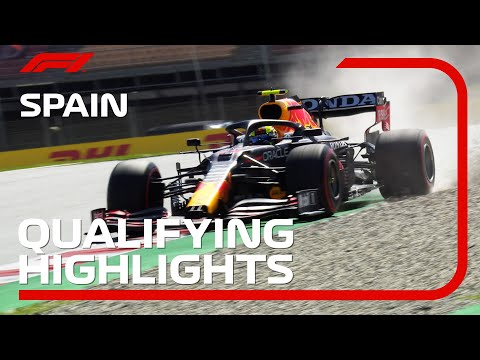 Qualifying Highlights   2021 Spanish Grand Prix