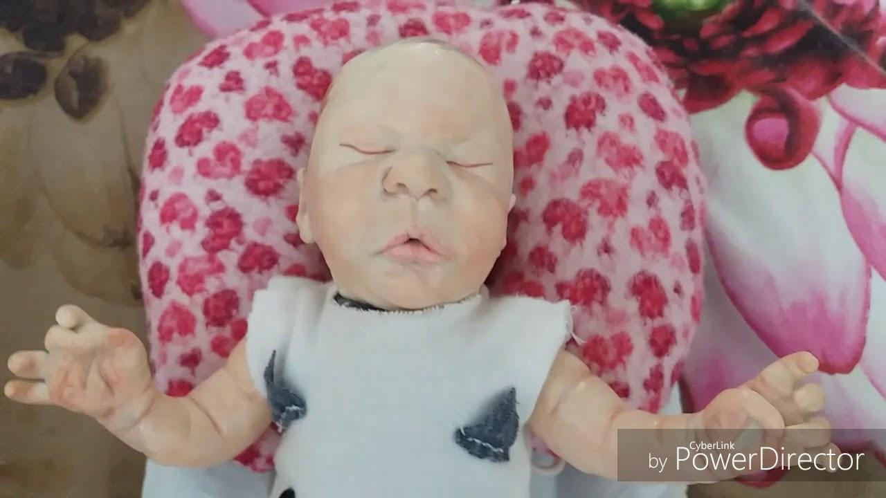Мини реборн Моня/кукла ООАК