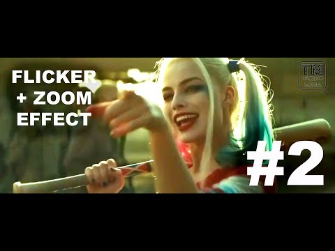 How to (Flicker + Zoom) Effect In Filmora Tutorial - How To Edit With Filmora #2
