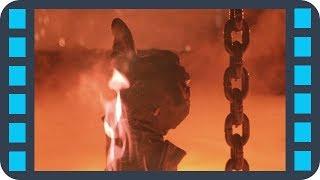 Прощальный жест Т-800 — «Терминатор 2: Судный день» (1991) сцена 10/10 HD