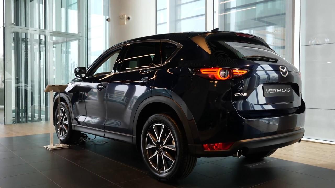 Mazda Cx 5 2019 Interior Exterior Detailing Close Up Youtube