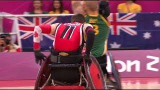 Paralimpíadas 2016 - Rugby: Canada vs Brazil