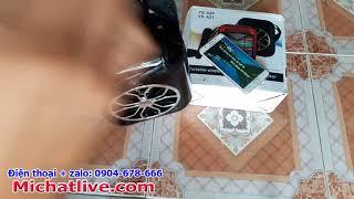 NHƯ LỜI ĐỒN - Loa bluetooth YS A20 kèm míc không dây rẻ nhưng rất chất