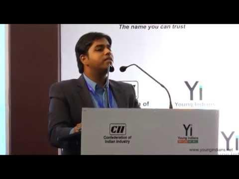 Yi Regional Summit @ Kochi – 2013: Address by Siddhanth Srivastava, Law Researcher (Delhi HC)