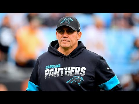 The Voice of REason: Rich Eisen on the Panthers' Next Steps after Firing Ron Rivera | 12/4/19