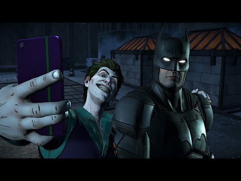 Batman The Enemy Within Episode 3 - John Doe / The Joker Meets Batman