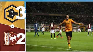 Torino vs Wolverhampton  (2-3) Highlights  & alli goals & Champions League