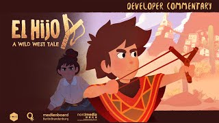 El Hijo - A Wild West Tale // Developer Gameplay Commentary