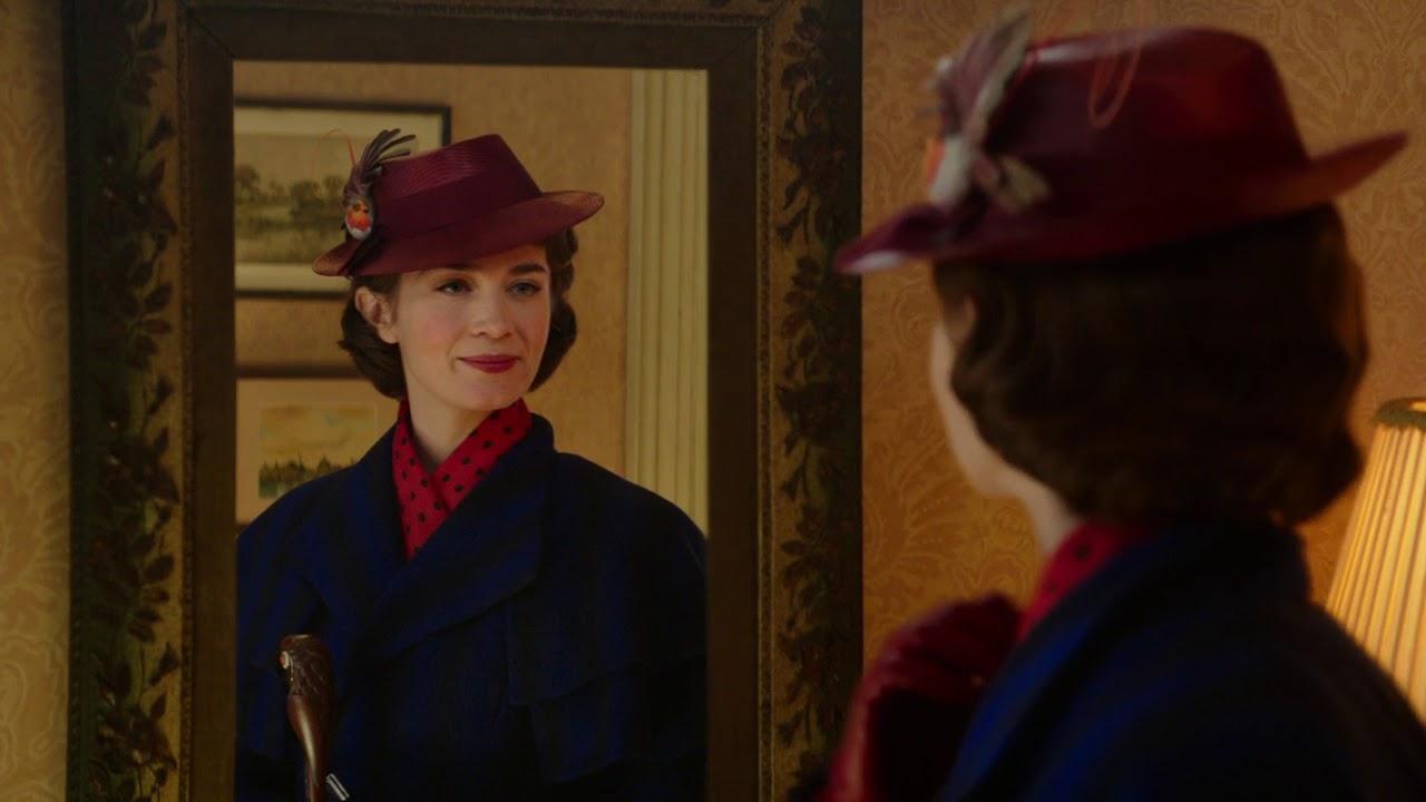 MARY POPPINS v kinách od 27. decembra