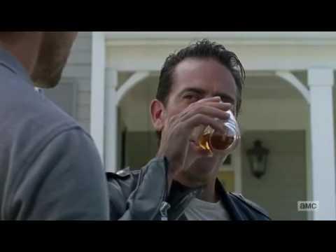 The Walking Dead 7x08 Muerte de Spencer ( Audio Latino )