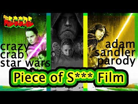 The Last Jedi: Piece of S*** Film Demo Adam Sandler Ode To My Car Parody
