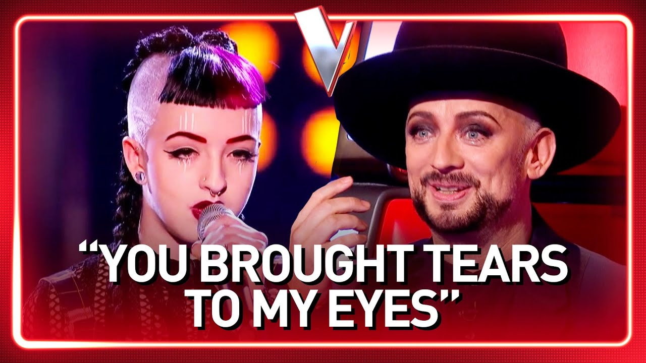"""Download Boy George's """"little sister"""" in The Voice 