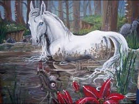 Resultado de imagen de kelpie mitologia