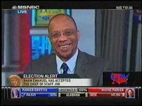 Eugene Robinson on Obama Win