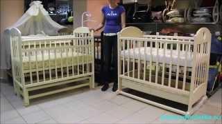видео Детские кровати