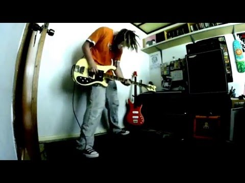 Romantic Rights (Death From Above 1979) - Bass Cover