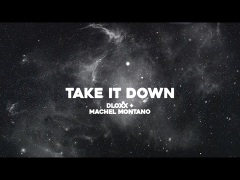 Take It Down (Official Lyric Video) - Dloxx & Machel Montano | Soca 2017