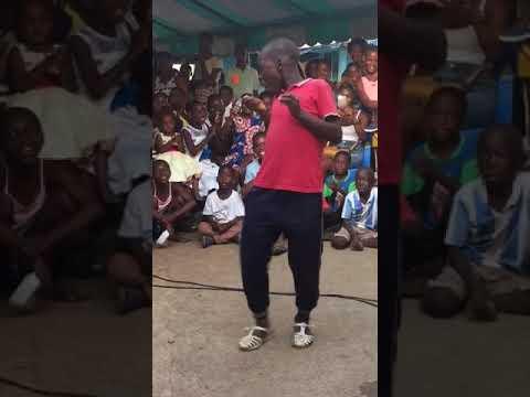 Safarel Obiang Demo gratté