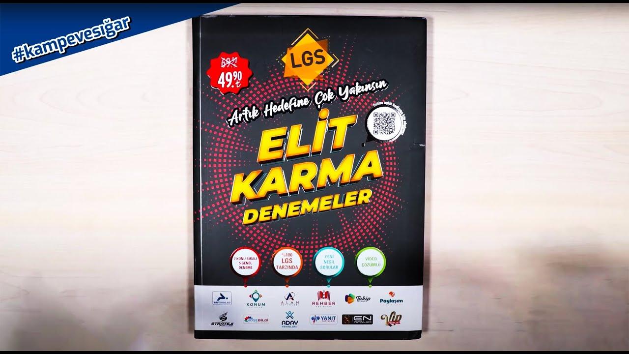 17 Günlük Tam Kapanmada LGS'yi Bitir! | LGS Elit Karma Denemeler | LGS Kaynakları #Kampevesığar