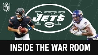 Inside the Jets War Room | NFL Network | Path to the Draft