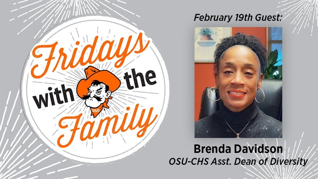 Image for Fridays with the Family - Brenda Davidson webinar