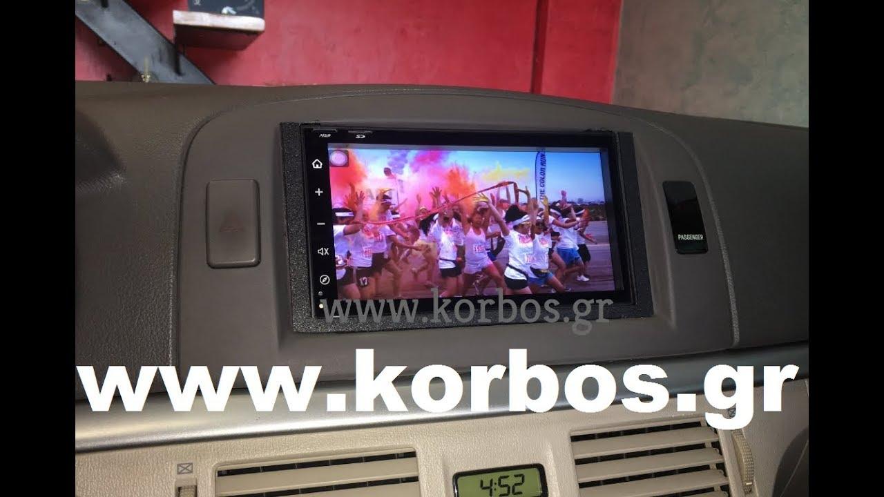 Hyundai Sonata-ΟΘΟΝΗ ANDROID 2 DIN BIZZAR-L807 (S170) www.korbos.gr