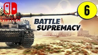 Battle Supremacy - Night French Theatre of War - Walkthrough #6 Nintendo Switch