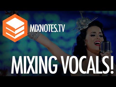 Mixing Pop Vocals! UAD AMS Reverb UAS Helios EQ, Fabfilter ProQ2