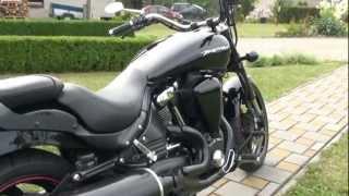 Yamaha XV 1700 Midnight Warrior