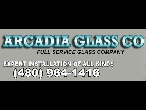 Affordable Glass Repair Mesa AZ