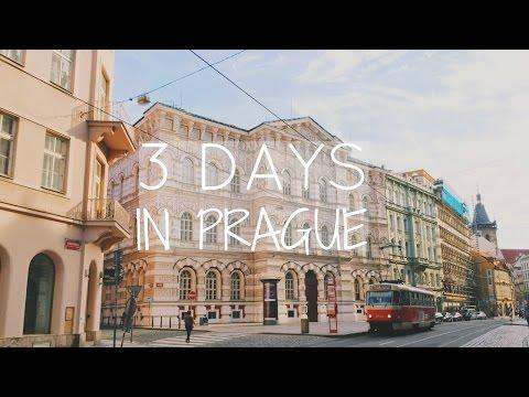 3 days in Prague | Food, Beer + Travel